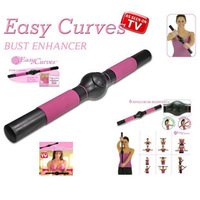 free shipping top quality Easy Curves bust chest BREAST enhancer /fitness equipment/ device for 32sets/lot wholesale