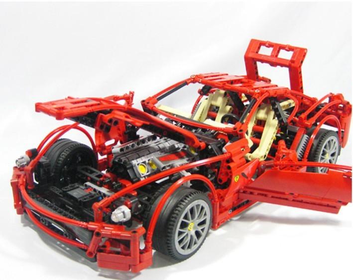 Without-Original-Box-DECOOL-3333-1322pcs-Large-1-10-F1-racing-model ...