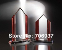 Noble   Best selling Grade A Crystal Fashion Corporate Award Trophy Gifts design,logo and size OEM