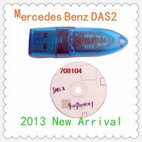 2013 newest version Mercedes Benz DAS2 Immobilizer Remote Calculator free shipping