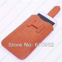 Hot Sale Fashion PU Leather Bag Case Cover For Galaxy Note II N7100 Wholesale 5 PCS Free Shipping