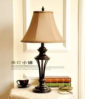 Table lamp modern simple european american brief markor furnishings bed-lighting decoration table lamp