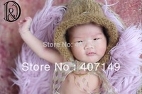 Free shipping,Model #DJ-13037,newborn bonnet in vintage,baby shower,infant props,baby photography props
