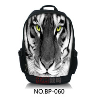 "Tiger 17.3"" Laptop Backpack Book Backpack Travel Bag For HP Pavilion G7 DV7 E17 / Macbook Pro"
