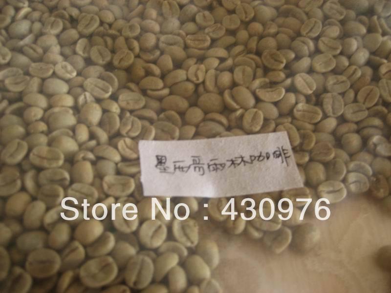 S S cafe Mexico SHB New Mexico Farm Rain forest alliance green bean 1LB