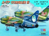 Model hobbyboss 87205 a-7 p ii fighter pirate
