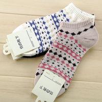 FREE SHIPPING Boneless national wind style socks slippers wholesale Lady