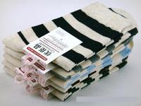 FREE SHIPPING 100% cotton 200-pin upscale business men socks wholesale Wide Bar
