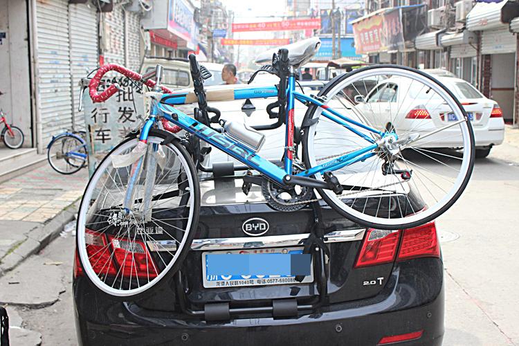 Bike Rack For Car RACK STEEL MOUNT BIKE RACK