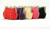 New Women Fashion Handbag Chains Bride Evening Bag Women Wave Day Clutch Vintage Classic Shoulder Messenger Bag Promotion B21
