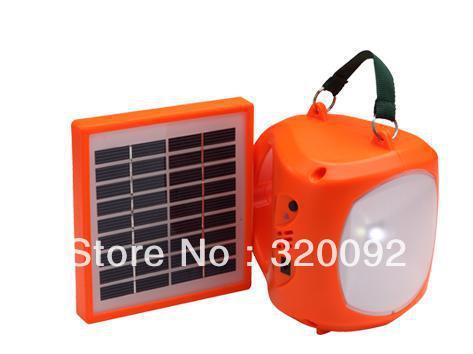портативный солнечный фонарь для кемпинга освещение