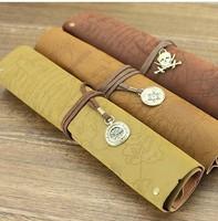 Fashion creative treasure roll pen bag Pencil Cases & Bags Office & School Supplies