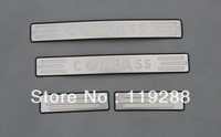 2007-2010 JEEP COMPASS High quality stainless steel Scuff Plate/Door Sill dr32