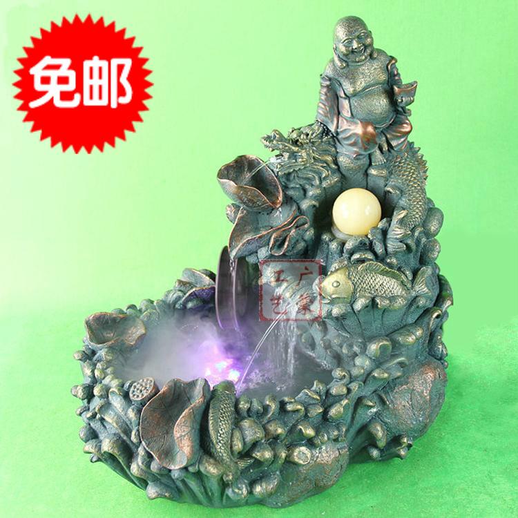 Online kopen Wholesale boeddha fontein uit China boeddha fontein Groothandel   Aliexpress com