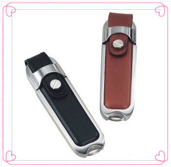Genuine Black leather 512GB USB 2.0 Memory Stick Flash Pen Drive 1psc, free shipping