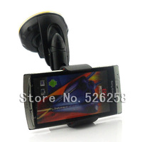 Universal CAR MOUNT HOLDER STAND KIT CRADLE FOR Sony Ericsson Xperia Arc X12 LT15I LT18I free shipping