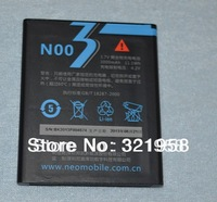 "Original 3.7V 3000mAH Lion Battery for NEO N003 5"" FHD MTK6589T Smart Phone"