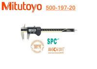 "wholesale price(Japan) Mitutoyo 500-197-20 Digimatic Vernier Caliper Tools LCD Readout (0-200mm/8"")"