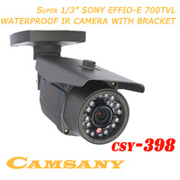 Free shipment Hot seller Sony Effio-E super 700TVL weatherproof super day&night image