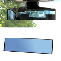 Side mirror large outlook high definition rearview sportscenter blue interior mirror auto supplies