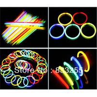 Flashing Light Up Wand Novelty Toy,Glowing Stick,Glow Bracelet,Light Stick Free Shipping (100 pcs/lot )