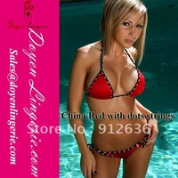 New Arrival Removable String Micro Sexy Young Girl Bandeau Swimsuit Wholesale And Retail DY3086