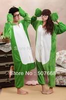 frog Cosplay Costumes Animal Leopard Anime Pyjamas Sleepwear
