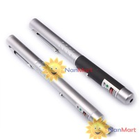 Free shipping: 5mW 532nm Green Beam Laser Pointer Pen Stylish LG003 wholesale