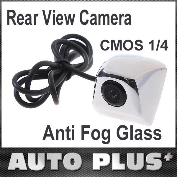 Car Rear View Reverse Backup Waterproof NTSC System CMOS Camera Auto Vehicle Back Up Video Free Shipping Wholesale(China (Mainland))