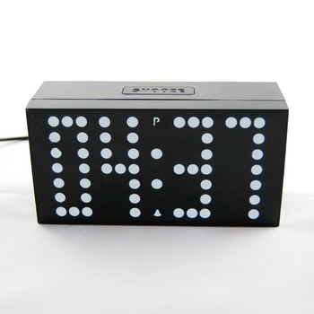 Free Shipping Multifunction Dot digital clock mechanism Hot Sale!