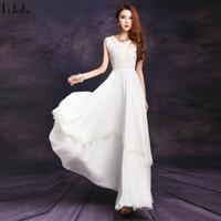 2014 new tassel lace big skirt fashion design long maxi Novelty Vintage Print dress lyq336  Plus Size Casual