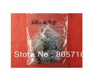 Diode kit,1N4148 1N4007 1N5819 1N5399 1N5408 1N5822 FR107 FR207 FR307 9Values, total 95pcs diode pack Free shipping