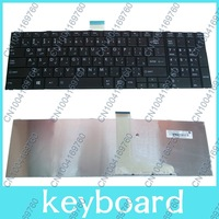 Free shipping New Arabic keyboard for TOSHIBA SATELLITE C850 C855D L850 L850D P850 L855 L855D L870 L870D ar Black keyboard