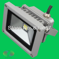 Free Shipping Factory Supply 10W Bridgelux Chip 85-265V Warranty 3 Years 50000H Lifespan High Lumen 10 Watt LED Floodlight