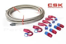 stainless steel braided hose promotion