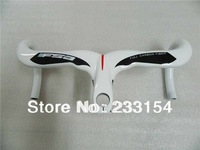 2013 PLASMA COMPACT Carbon Fiber Bicycle integrated carbon handlebar road handlebar and stem integrated, free shipping