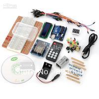 UNO R3 Starter Development Board Kit for Arduino - Blue + Green