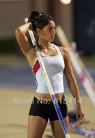 """02 Allison Stokke strut high jump star 24""""x34"""" inch wall Poster with Tracking Number"""