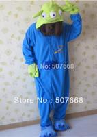 1pcs/Lot  cute Sangan Cosplay Costumes Animal Leopard Anime Pyjamas Sleepwear hot sale