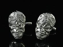 popular head cufflinks