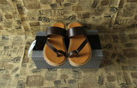 Gxg men's clothing 13 summer fashion coffee casual sandals 32150613