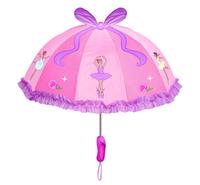 Beautiful ballet kidorable child umbrella child sun protection umbrella princess umbrella