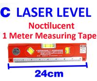 Free Shipping!one piece retail LV04 Laser Level Horizontal Vertical Line Measure Measuring Tape 3.28 FT plumbing tools