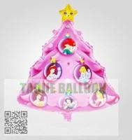 Free shipping  Christmas balloon,foil balloons