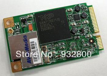 Avermedia A316 Mini PCI-E Analog Digital DVB-T TV Card Support DVB-T / Analog (Hybrid) Digital / Analog Signals (Mixed)