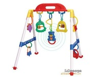 2014 Free shipping baby nest Baby Gym Baby Toys 0-1 years old baby fitness stand early childhood music toys