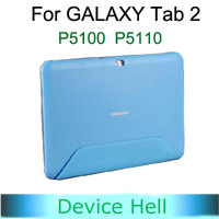 For Samsung Galaxy Tab 2 10.1 Tablet book Cover,leather Case for Galaxy P5100,with screen protector free shipping