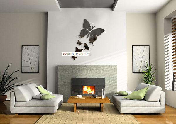 xoyox   modern wanddeko wohnzimmer, Wohnzimmer