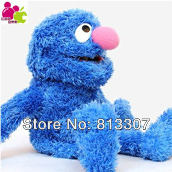 2013 new arrival Sesame street elmo doll puppet plush toy christmas gift big bird