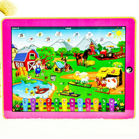 Y-pad flat touch phonetic learning machine - pre-teaching 2d